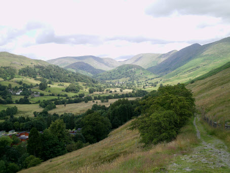 The Lodges in The Troutbeck Valley