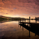 Coniston at sunrise